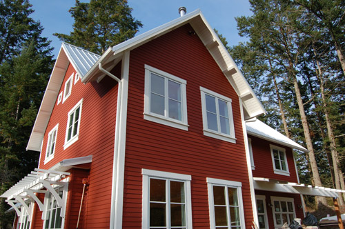 Home in Progress